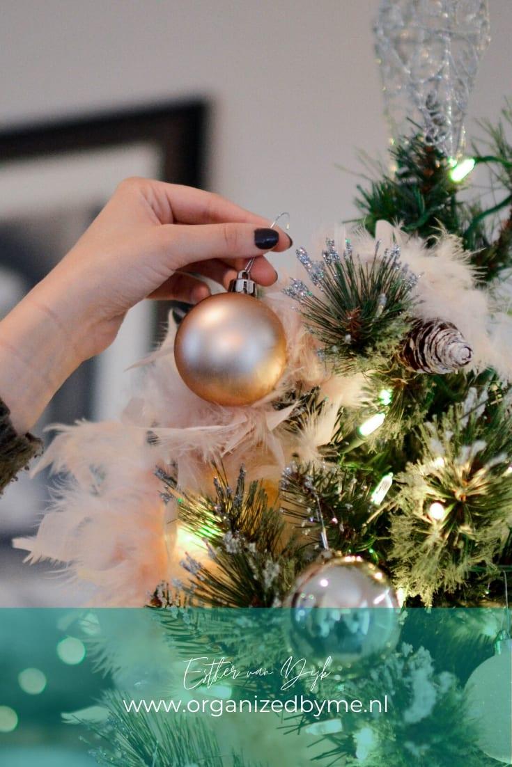 Kersboom optuigen gedoe